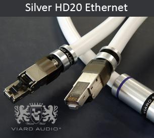 Viard Audio Silver HD20 Ethernet