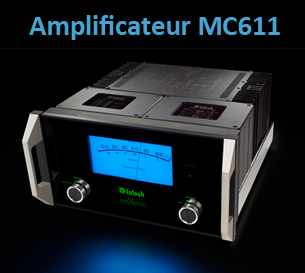 Amplificateur  MC611