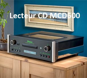 Lecteur CD MCD600
