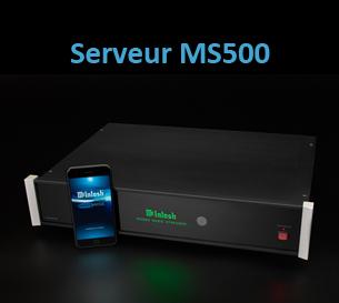 Amplificateur  MS500