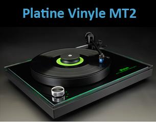 Platine Vinyle MT2