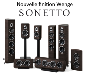 Sonetto Finition Wenge